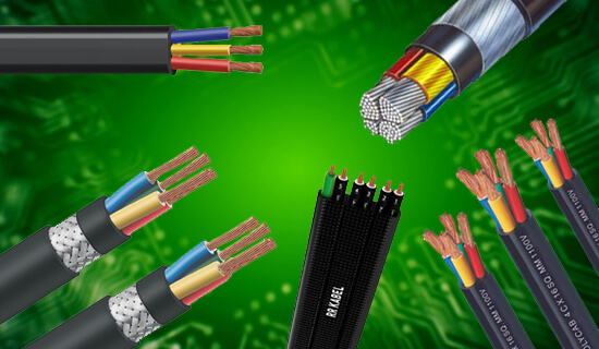 Distributor of RR Kable,Polycab, Finolex,Gloster Cable,Power